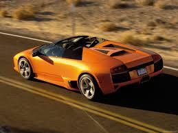 Lamborghini Murcielago Orange - lamborghini murcielago lp640 roadster 2007 picture 7 of 16