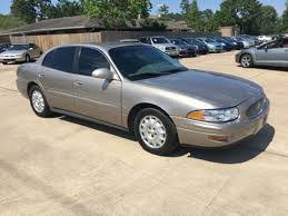 used lexus suv houston tx 2000 used buick lesabre limited at car guys serving houston tx