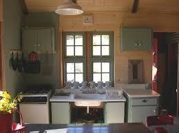 rustic cottage kitchen interiors design