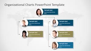 Org Chart Template Excel Organizational Charts Powerpoint Template Slidemodel