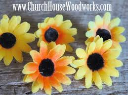 Artificial Sunflowers Sunflower Artificial Flowers Pack Of 100 Shorts Products And