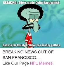 Kaepernick Squidward Meme - 25 best memes about we eatin we eatin memes
