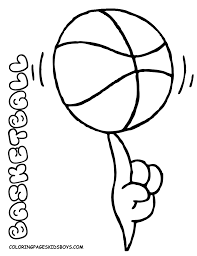 100 basketball printable coloring pages free printable