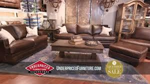 Underpriced Furniture Leather Furniture Store In Atlanta YouTube - Underpriced furniture living room set