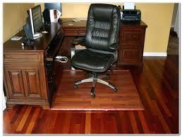 desk best office chair mats for hardwood floors desk chair floor