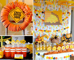 birthday party ideas for boys kara s party ideas construction truck big rig boy birthday party