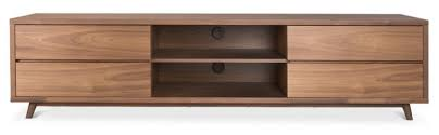 mid century modern tv cabinet top 8 walnut tv stands for a mid century modern home cute furniture