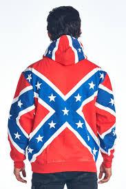 Confederate Flag Pin Confederate Rebel Flag Hoodie Southern Dixie Redneck Pride