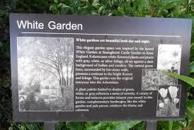 Raleigh Botanical Garden The White Garden In Raleigh S Botanical Gardens