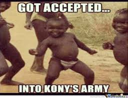 Kony Meme - kony by velid meme center