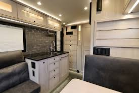the world u0027s top five most luxurious campervan interiors