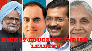 Manmohan Singh Cv 10 Highly Educated Indian Leaders Politicians Youtube