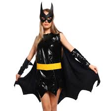 Halloween Costume Batgirl Robin Batgirl Spiderwoman Superhero Halloween