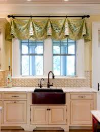 kitchen curtain ideas diy curtains for the kitchen 34 photo ideas for inspiration