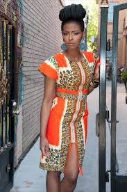 traditional print african wedding gowns latest fashion style