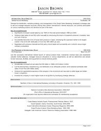 sample marketing director resume doc 600790 sales and marketing sample resume resume sample 13 sample marketing resume marketing communications manager resume sales and marketing sample resume