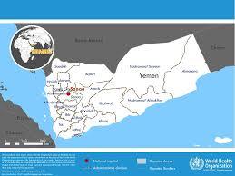 where is yemen on the map who yemen crisis