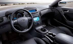 2011 Hyundai Tucson Interior 2011 Hyundai Genesis Coupe Gets Interior Updates New 3 8 R Spec