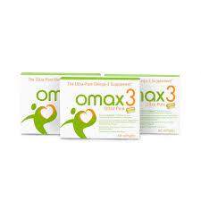 formula 3 logo omax3 ultra pure 3 boxes omax health