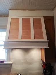 Kitchen Range Hood Confessions Of A Diy Aholic How To Build A Shaker Style Range
