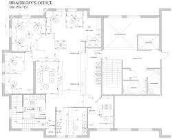 Home Office  Building Plans Office Layout Plan Small Office - Home office layout design