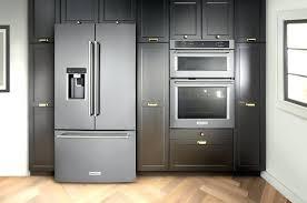 kitchenaid cabinet depth refrigerator kitchenaid counter depth fridge cu ft french door counter depth