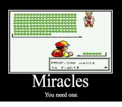 Prof Oak Memes - prof oak wants to fight miracles you need one meme on sizzle