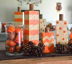 rustic pumpkin crafts diy fall decor