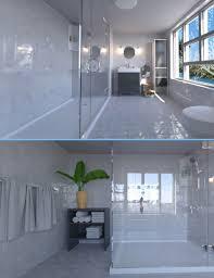 Modern Bathroom Pics Dl Modern Bathroom 3d Models And 3d Software By Daz 3d