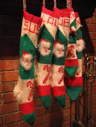 knitting pattern for christmas stocking free from the archives christmas stockings to knit and crochet free