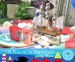 set sail a diy able nautical themed birthday party