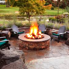 Pictures Of Backyard Fire Pits Fire Pit Design And Installation Spokane Seattle Bellevue