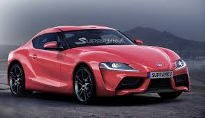 a toyota toyota supra mk v should be in showrooms this fall maybe as a
