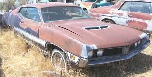 ford torino gt for sale 1971 ford torino gt 2 door hardtop 351 v 8 for sale