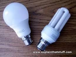 incandescent strip light bulbs how do energy saving ls work explain that stuff