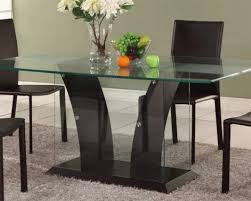 favored rectangle glass dining table and chairs tags rectangular