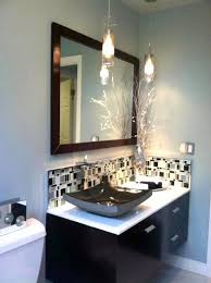 bathroom vanity backsplash ideas bathroom backsplash ideas for small bathrooms bathroom vanity