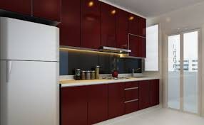 Bto Kitchen Design Yishun Riverwalk Blk 335a