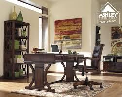 Best Home Office Images On Pinterest Home Office Desks Home - Ashley office furniture