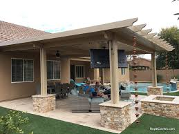 solid patio covers archives royal covers of arizona