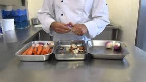 cuisine des legumes cours de cuisine méthode pour éplucher des légumes