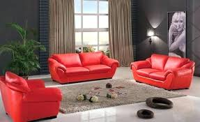 red and black living room set red leather living room furniture set incredible black and red