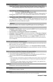 Sample Resume Declaration Format by Sample Resume Machine Shop Operator Contegri Com