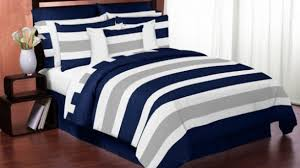 Blue And White Comforters Amazing The 25 Best Navy Blue Comforter Sets Ideas On Pinterest