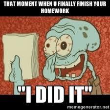Homework Meme - homework memes fimfiction