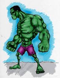 cartoon hulk griftersart deviantart