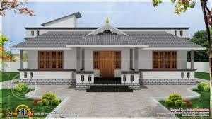 awesome single storey kerala house model plans building plans