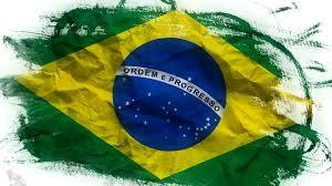 Brazil Flag Image Animated Brazil Flag Brazilian National Banner Motion Background