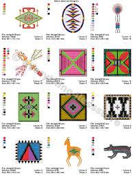 48 native american designs v4 4x4 embroidery designs cd ebay