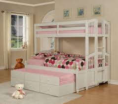 Three Level Bunk Bed Home Design 1000 Images About Girls Rooms On Pinterest Princess